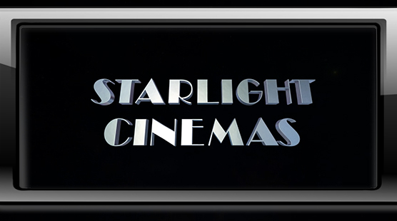 Starlight Cinemas Commercial - Animation